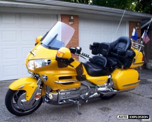 2005 Honda Goldwing Gl1800 30th