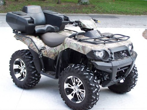 used 2008 kawasaki brute force 750 camo for sale houston tx used cars for sale. Black Bedroom Furniture Sets. Home Design Ideas