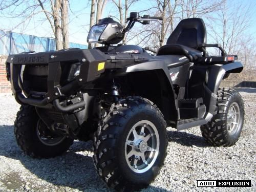 2008 Polaris Sportsman 800 Twin Efi Touring 4