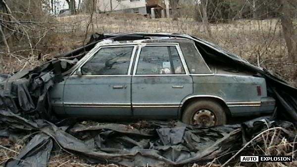 1981 Plymouth Reliant K Car