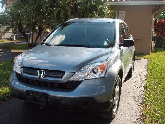 Honda Crv 2008 Model. 2008 Honda Cr-v 2wd Lx