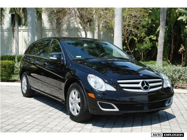 2007 mercedes r class 350 used cars for sale for Mercedes benz r350 used for sale